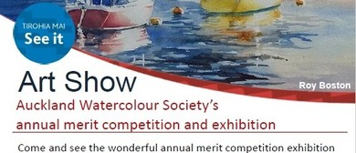 Auckland Watercolour Society Merit Awards Exhibition