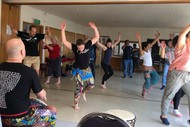 Image for event: African Inspired Dance Course