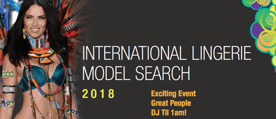 International Lingerie Model Search