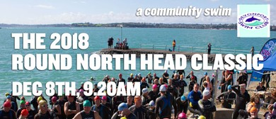 The 2018 Round North Head Classic Swim