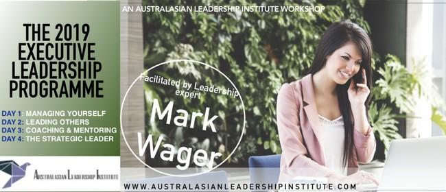 The 2019 Executive Leadership Programme