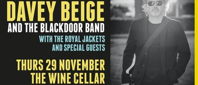 Davey Beige and The Blackdoor Band with Royal Jackets