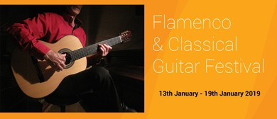 Flamenco & Classical Guitar Festival