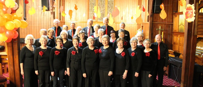 Jeanne Purdy Singing School - Tenors and Divas Concert