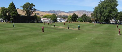 Hawke Cup Cricket - Marlborough v Buller