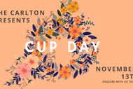 Image for event: Cup Day Breakfast