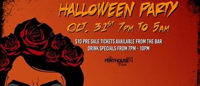 Halloween @ Penthouse Club