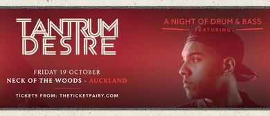 A Night of Drum & Bass ft. Tantrum Desire