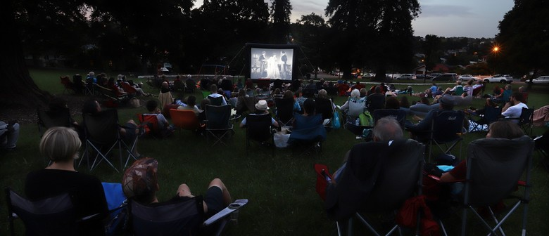Summer Movies Al Fresco - Courage of Lassie