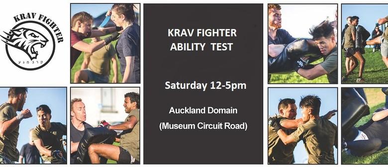 Krav Maga Ability Test Levels 1 & 2 by Krav Fighter