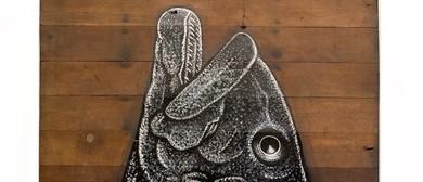 Street Art Timaru - Toothfish