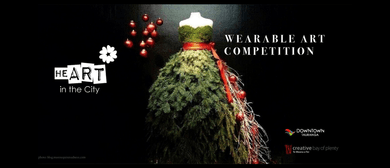 Heart Of Christmas: Wearable Art Competition