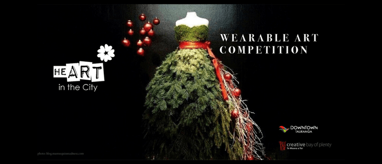 heart of christmas wearable art competition