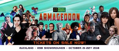 Armageddon 2018