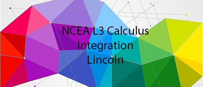 NCEA L3 Calculus - Integration