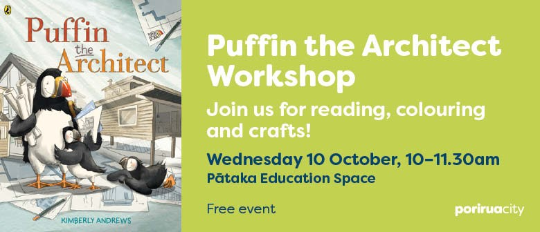 Puffin the Architect Workshop