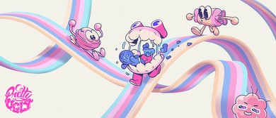 PrettyUgly: Candyshop (An Art Exhibition)