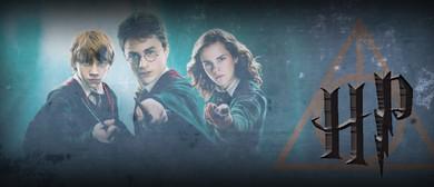 Harry Potter-thon ⚡