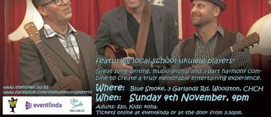 The Nukes Blue Smoke Sunday Arvo Family Show