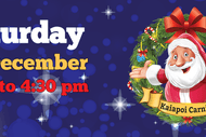 Image for event: Kaiapoi Christmas Carnival and Santa Parade