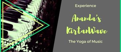 Ananda's KirtanWave – The Yoga of Music