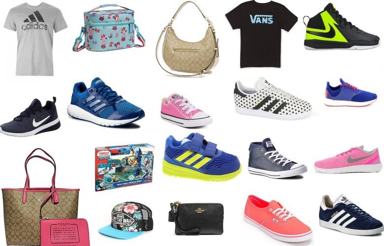 4 Day Mega Sale - Adidas, Converse