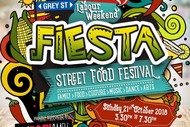 Image for event: Labour Weekend Fiesta - Street Food Festival