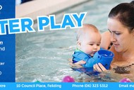 Image for event: Water Play Wednesday - Babies to Children Under 5