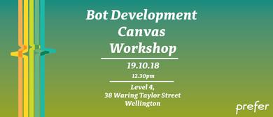 Bot Development Canvas Workshop