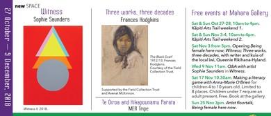 Three Works, Three Decades - Frances Hodgkins