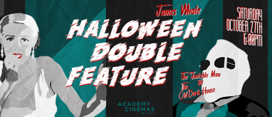 James Whale Halloween Double Feature
