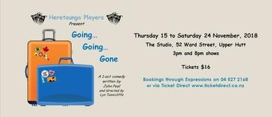Heretaunga Players - Going Going Gone