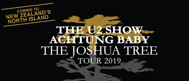 The U2 Show - Achtung Baby Joshua Tree Album Tour