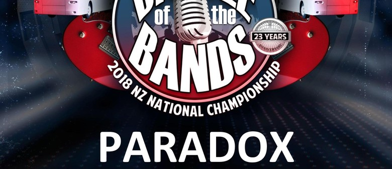 Battle of the Bands 2018 National Championship - Nelson Heat