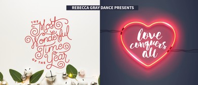 Rebecca Gray Dance Showcase 2018
