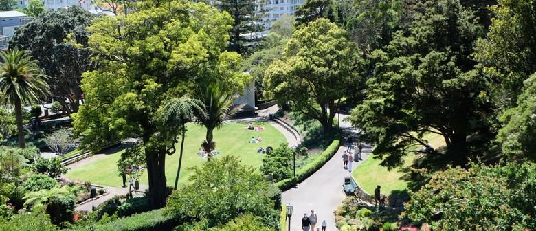 Seniors\' Week Guided Walk: A Main Garden Gentle Amble - Wellington ...