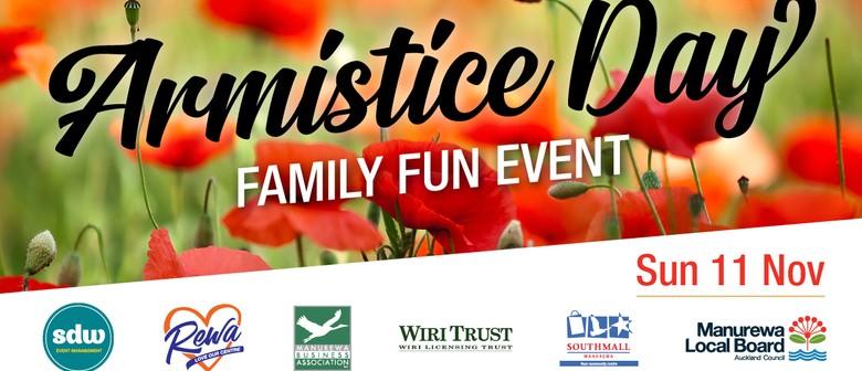 Armistice Day Family Fun Event