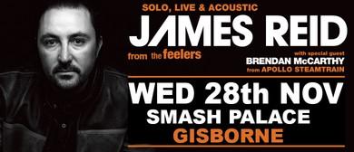 An Evening with James Reid