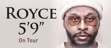 Royce 5'9 (USA)