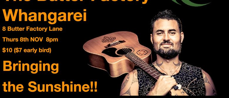 Matiu Te Huki - Bringing the Sunshine