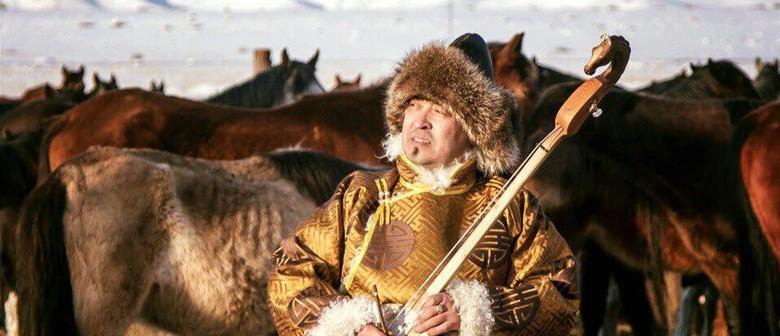Evgeny Saryglar Workshop - Throat Singing of Tuva