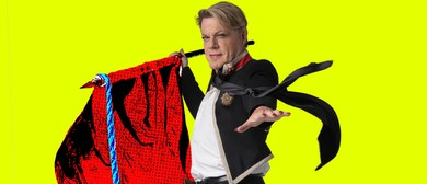 Eddie Izzard - Wunderbar World Tour