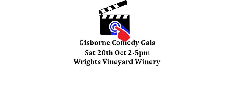 Comedy Gala Gisborne