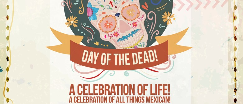 Day of The Dead - Painting Class