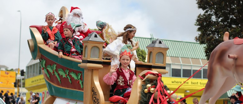 Johnsonville Christmas Parade