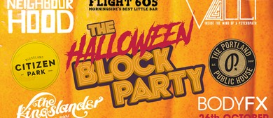 Halloween Block Party