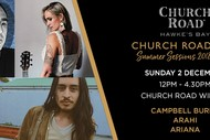 Church Road Live - Summer Sessions