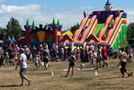 Image for event: Mega Bouncy Fun Day at Ferrymead Heritage Park