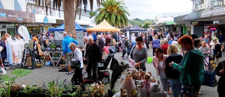 Waikanae Spring Market
