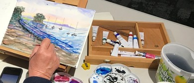 Watercolour Art Classes